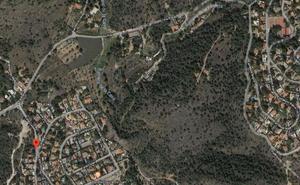 Controlan el incendio forestal en Náquera que amenazó una urbanización