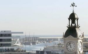 El puerto de Valencia se convierte en el escenario de una película de Bollywood