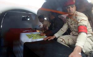 Abatidos 16 supuestos terroristas en un tiroteo con la Policía egipcia