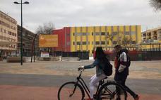 La finalización del colegio Cervantes se retrasa un mes por problemas estructurales