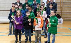 Almussafes acoge el torneo con las mejores promesas del ajedrez de la provincia