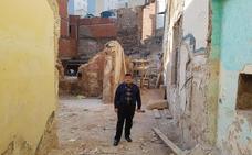 Alzira hará visible el arco medieval de la calle Chulvi