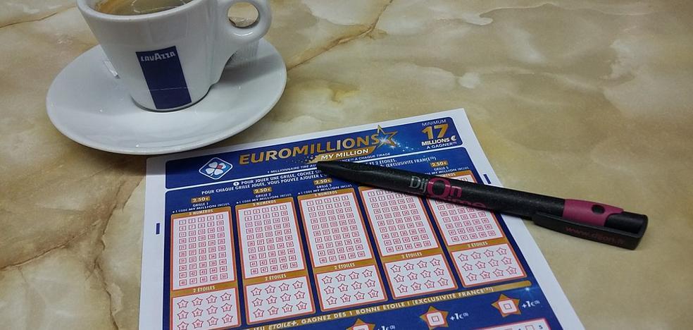 El ganador del Euromillones se lleva el quinto mayor bote de la historia