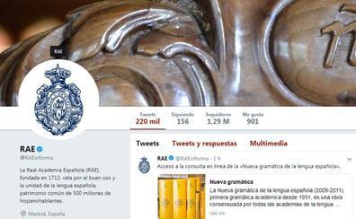 El 'zasca' de la RAE a una consulta en Twitter