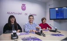 Homenaje el 8-M a Rosa Genís, Miriam Pérez y Carmen Teresa