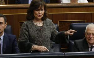 Calvo desvincula la exhumación de Franco de las elecciones
