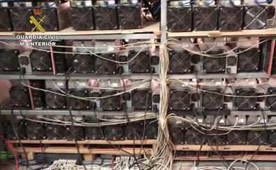 Un 'minero de criptomoneda' de Catarroja, pillado porque gastaba la misma cantidad de electricidad que un polígono industrial entero