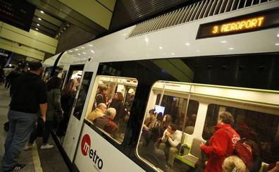 El metro nocturno ampliará el servicio y reducirá frecuencia de paso a partir de mañana