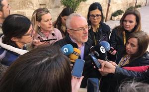 Antonio Montiel deja la política: «Nos hemos perdido el respeto»