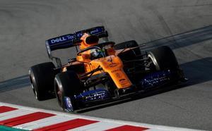 Norris lo confirma: el McLaren por fin aguanta