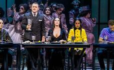 'La familia Addams', directa a Valencia desde Broadway