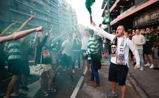 La mejor afición se desmadra en Valencia