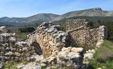 Despoblados moriscos de la Vall d'Alcalà, en Alicante