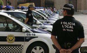 Una mujer de 85 años, herida tras ser atropellada en un paso de peatones en Castellón