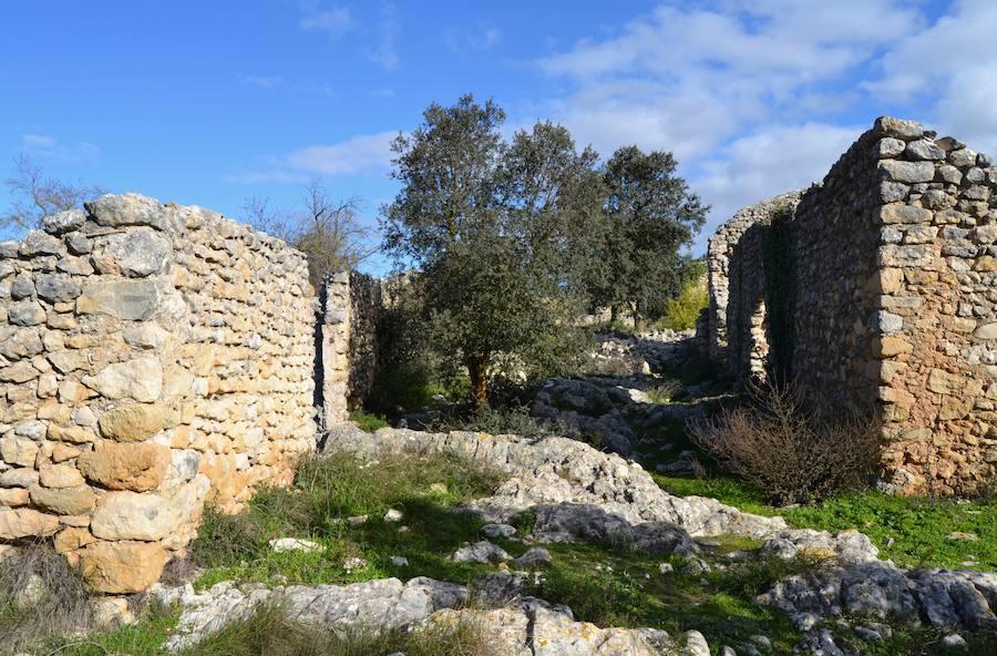 Los despoblados moriscos: restos de la dominación de Al-Azraq en la Comunitat