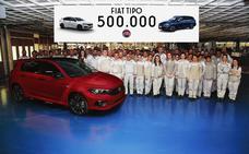 Medio millón de nuevos Fiat Tipo