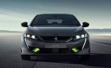 Nuevo Peugeot 508 sport híbrido