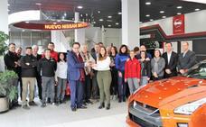 Nissan Almenar, mejor concesión de la marca en 2018
