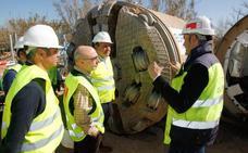 Nuevas tuberías para garantizar el agua en el área metropolitana