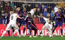 Los goles del Levante-Real Madrid en el Ciutat