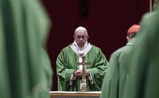 El Papa culmina la cumbre antipederastia sobre abusos con un discurso que irrita a las víctimas
