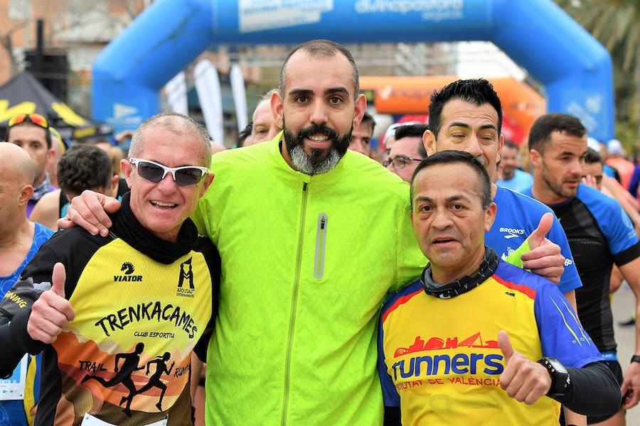 Carrera 'Never Stop Running. Nunca te rindas' 2019 en Valencia