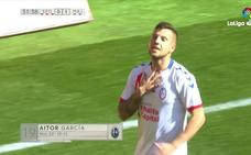 Los cinco mejores goles de la jornada 27 de Segunda