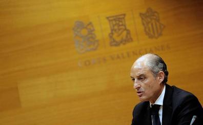 Camps lamenta que el PP no le propusiese ser candidato para Valencia
