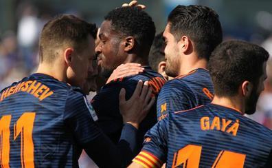 La UEFA aclara al Valencia que Kondogbia podrá jugar la vuelta en Krasnodar