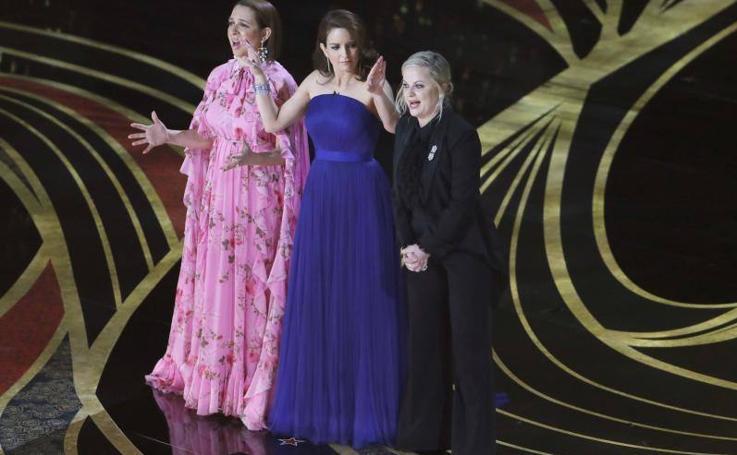 La ceremonia de los Oscar, en imágenes