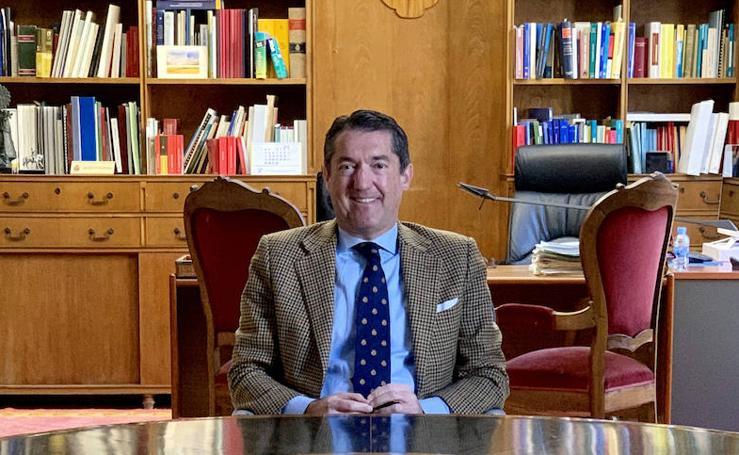 Juan Valero de Palma, nobiliario y abogado comprometido con la sociedad que le rodea