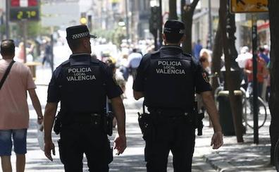 Detenido en Valencia por amenazar de muerte al dueño de un establecimiento y destrozar el local