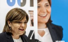 Isabel Bonig ofrece su teléfono para responder personalmente a los ciudadanos