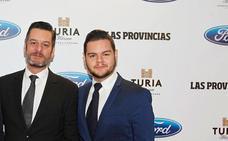 Carlos Galiana se casa con el economista Daniel Lisarde