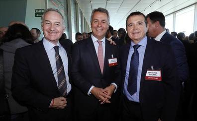 Los empresarios de Valencia celebran su asamblea general