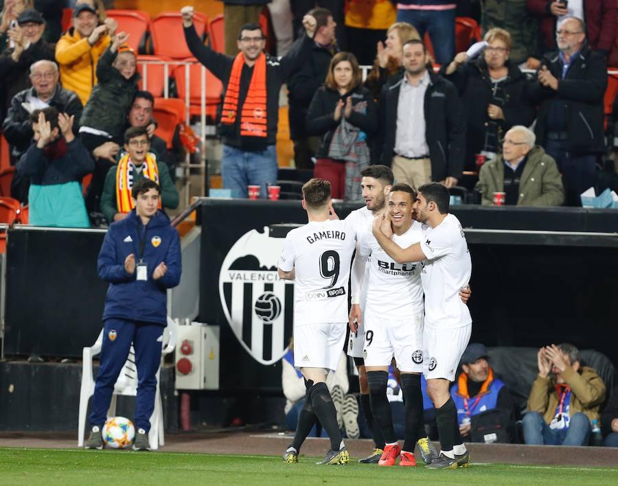 El Valencia-Betis de Copa del Rey