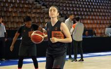 Laia Palau no se fía de las taronja: «Les tenemos mucho respeto»