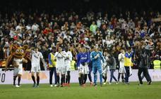 VÍDEO | La celebración de afición y jugadores tras el partido