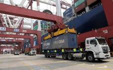 Una manifestación de camiones recorrerá hoy Valencia