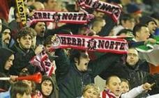 Athletic y Alavés, multados con 30.000 euros por simbología ultra