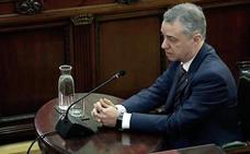 Urkullu confiesa que Puigdemont declaró la república porque sus fieles «se le rebelaron»