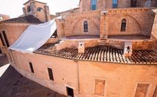 Los derribos en la catedral desatan la tensión entre el Arzobispado y Cultura