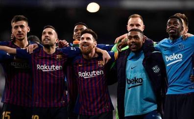 El Barça allana el camino a una nueva Liga