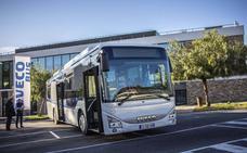 37 unidades del nuevo bus Iveco de gas natural en Francia