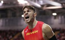 Husillos, plata y récord en 400, da a España la primera medalla en Glasgow