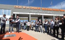 Regis Laconi inaugura la primera jornada del Racing Legends