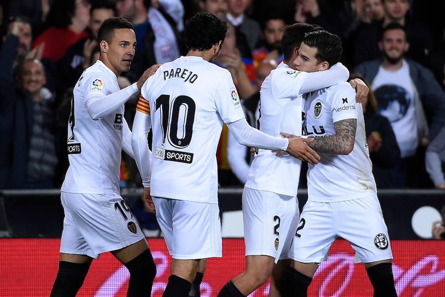 El Valencia-Athletic, en imágenes