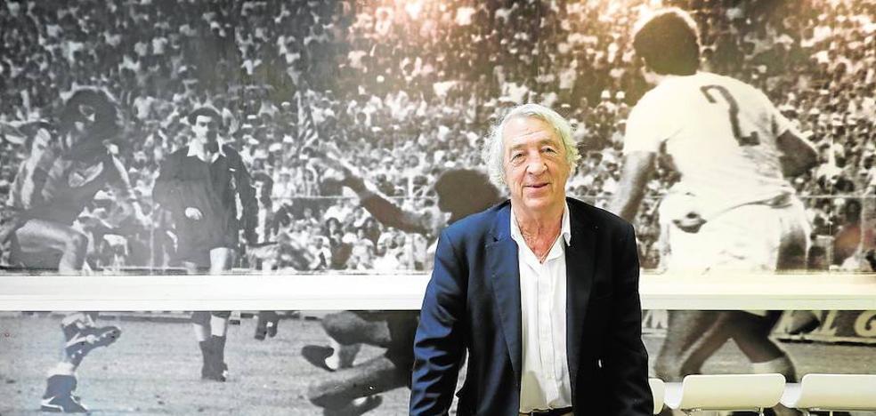Juan Sol: «Cambiaría la Recopa de jugador por haber ganado la Champions como delegado»