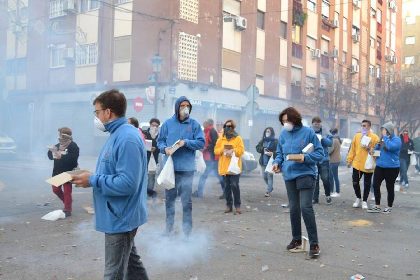Fotos de la despertà de Rascanya en las Fallas 2019