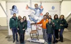 Convento tiene el mejor ninot de Especial en la Exposición del Ninot 2019